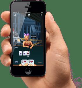 phone bill poker using boku