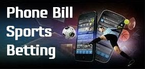 bet using phone bill